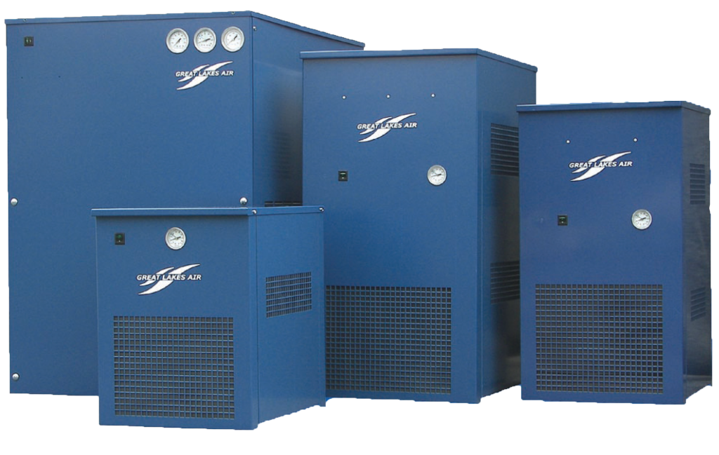 Great Lakes Air Compressed Air Equipment For Sale