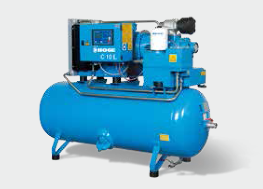 30 HP Industrial Air Compressors For Sale - Compressed Air System C LR