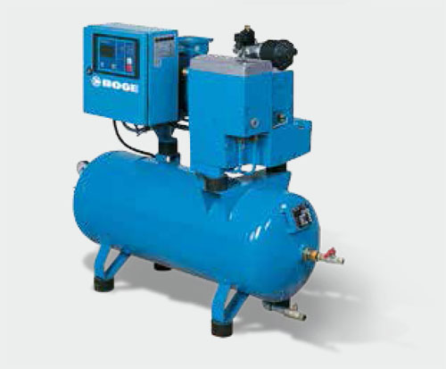 BOGE Compressed Air System C LR Industrial Air Compressor For Sale