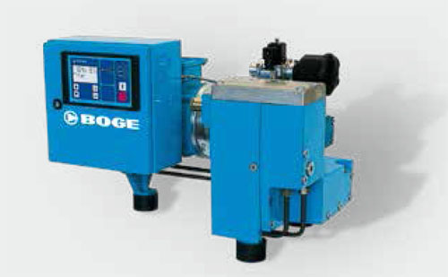 BOGE Screw Compressor C L Industrial Air Compressor For Sale