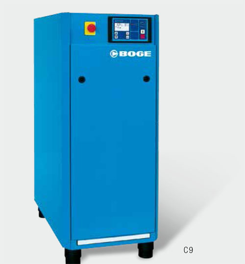 BOGE Screw compressor C 9 Industrial Air Compressors For Sale