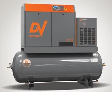 DV Systems Compressed Air Equipment For Sale