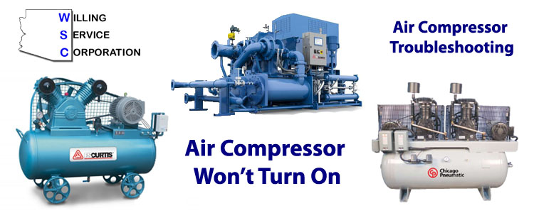 Air Compressor Won't Turn On