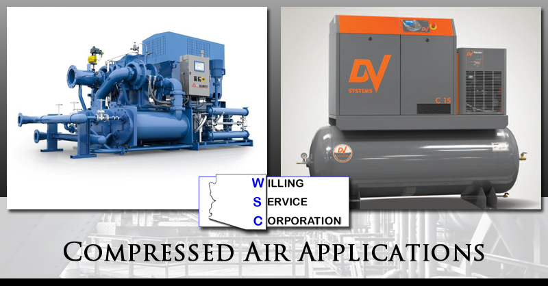 Compressed Air Applications