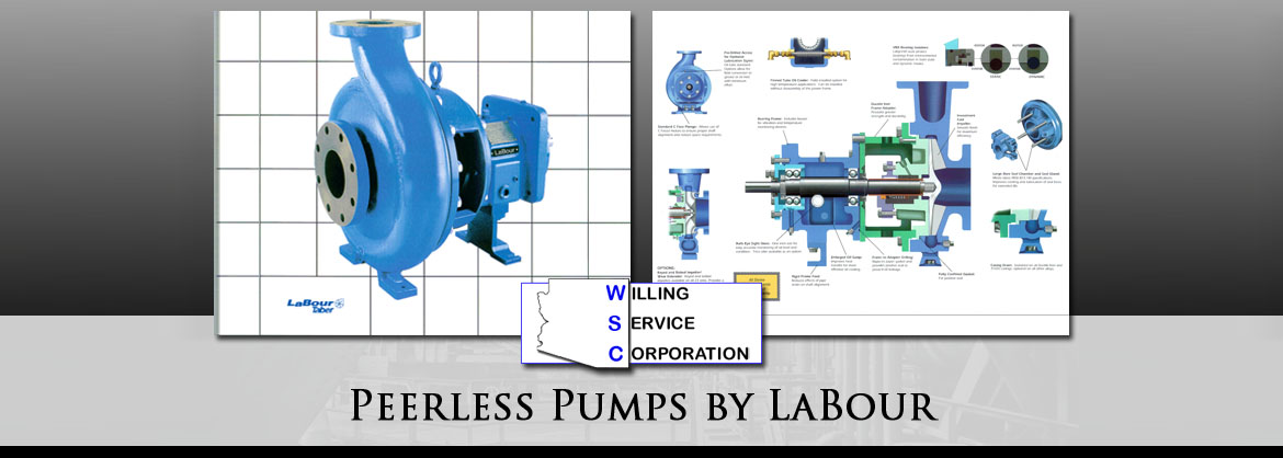 Peerless Pumps by LaBour